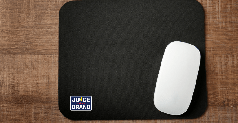 Juice That Brand Mouse Pad Promotional Product